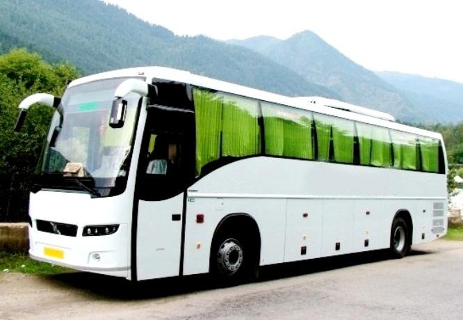 Volvo Manali Tour